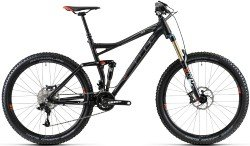 ��������� Cube FRITZZ 160 HPA RACE 27.5 black anodized