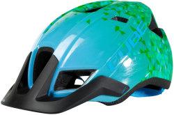 Велосипедный шлем Cube CMPT YOUTH green triangle