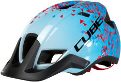 Велосипедный шлем Cube CMPT YOUTH team triangle