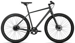 Велосипед Cube HYDE PRO black-white