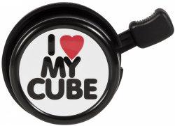 """Звонок Cube """"I LOVE MY CUBE"""""""