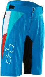 Велошорты Cube JUNIOR ACTION TEAM blue-white-red