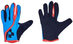 Велосипедные перчатки Cube JUNIOR PERFOMANCE EASY LF ction team