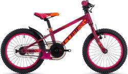 Велосипед Cube KID 160 GIRL berry-pink