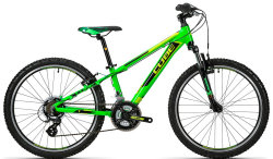 Велосипед Cube KID 240 green-black