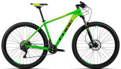 Велосипед Cube LTD PRO 2x 27.5 green-n-kiwi
