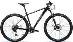 Велосипед Cube LTD PRO 2 x 27.5 blackline