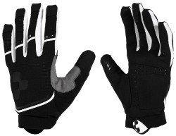 Велосипедные перчатки Cube RACE LONG FINGER blackline
