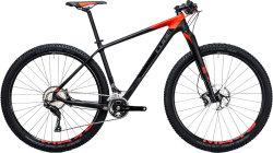 Велосипед Cube REACTION GTC SLT 2x 29 carbon-flashred