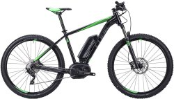 ��������� Cube REACTION HYBRID HPA RACE 27.5 black-grey-neongreen