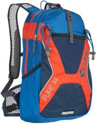 Велосипедный рюкзак Cube PURE 14 blue-orange