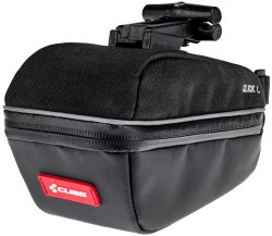 Подседельная сумочка Cube CLICK L black