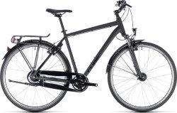 Велосипед Cube TOWN PRO COMFORT black