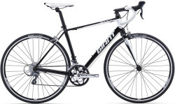 Велосипед Giant DEFY 5 black-white