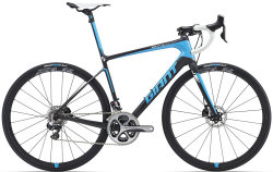 Велосипед Giant DEFY ADVANCED SL 0 сomposite-blue