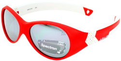 Очки Julbo BUBBLE red-grey