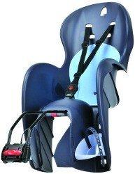 Детское велокресло Polisport WALLAROO QST blue