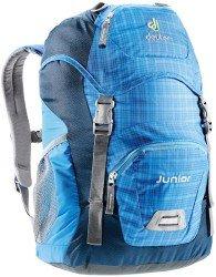 Велосипедный рюкзак Deuter JUNIOR coolblue-check