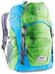 Велосипедный рюкзак Deuter JUNIOR spring-turquoise