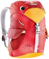 Велосипедный рюкзак Deuter KIKKI fire-cranberry