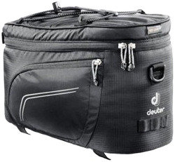 Велосумка Deuter RACK TOP PACK black