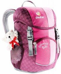 Велосипедный рюкзак Deuter SCHMUSEBAR 5040 pink