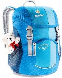 Велосипедный рюкзак Deuter SCHMUSEBAR turquoise
