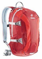 Велосипедный рюкзак Deuter SPEED LITE 20 cranberry-fire
