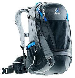 Велосипедный рюкзак Deuter TRANS ALPINE 30 black-graphite