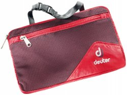 Сумка Deuter WASH BAG LITE II fire-aubergine