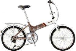 Велосипед Giant FD806 white-brown