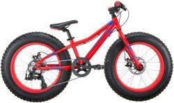 Велосипед Felt CRUNCHER 20 matte-fluoro-red