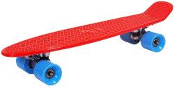 Скейтборд SMJ Sport FISZKA BS2206 PA red