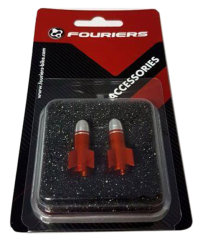 Колпачок Fouriers PE006 ROCKET red