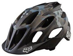 Велосипедный шлем FOX FLUX camo