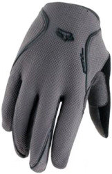 Велосипедные перчатки Fox GIRLS REFLEX FULL FINGER GEL GLOVE graphite