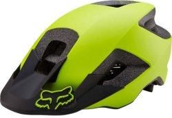 Велосипедный шлем FOX RANGER flo yellow