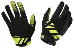 Велосипедные перчатки Fox RANGER yellow-black