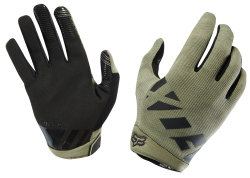 Велосипедные перчатки Fox RANGER grey-green