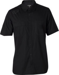 Веломайка FOX REDPLATE FLEXAIR WORK SHIRT black