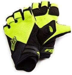 Велосипедные перчатки Fox REFLEX GEL SHORT green