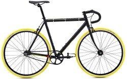 Велосипед Fuji TRACK 2.1 black-yellow