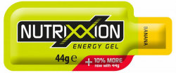 Гель энергетический Nutrixxion ENERGY GEL 44г banana без кофеина