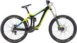 Велосипед Giant ADVANCED GLORY 1 27.5 composite-yellow