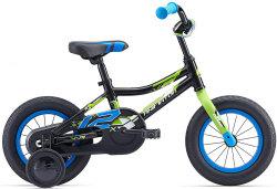 Велосипед Giant ANIMATOR 12 black-green
