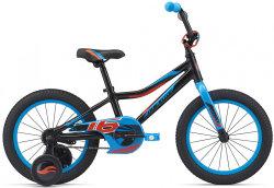 Велосипед Giant ANIMATOR 16 black-blue