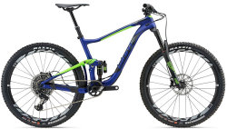 Велосипед Giant ANTHEM ADVANCED 0 29 electric blue