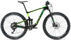 Велосипед Giant ANTHEM ADVANCED 1 29 black-green