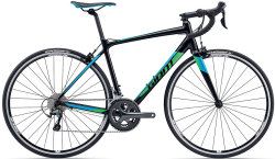 Велосипед Giant CONTEND SL 2 black-green