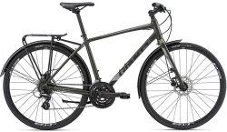 Велосипед Giant ESCAPE CITY DISK dark-green